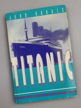 "Titanic by John Hodges SIGNED by ""Youngest"" survivor, Ellen Mary Walker!!"